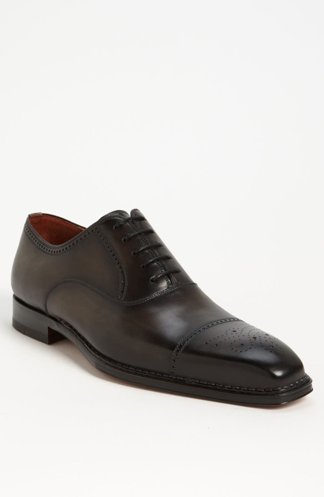 Alternate Image 1 Selected - Magnanni 'Seleccion - Valencia' Cap Toe Oxford