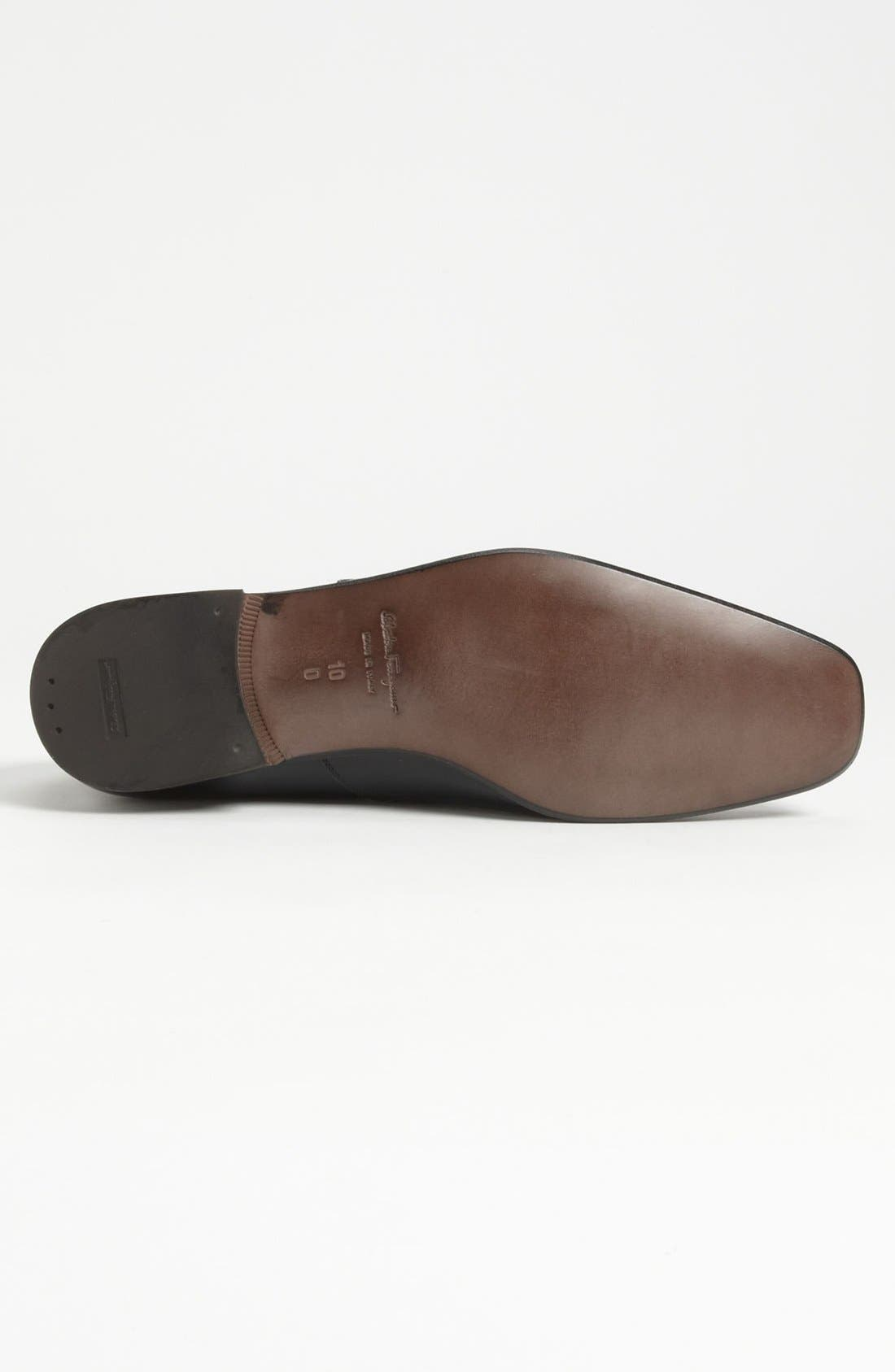 Alternate Image 4  - Salvatore Ferragamo 'Tribune' Loafer