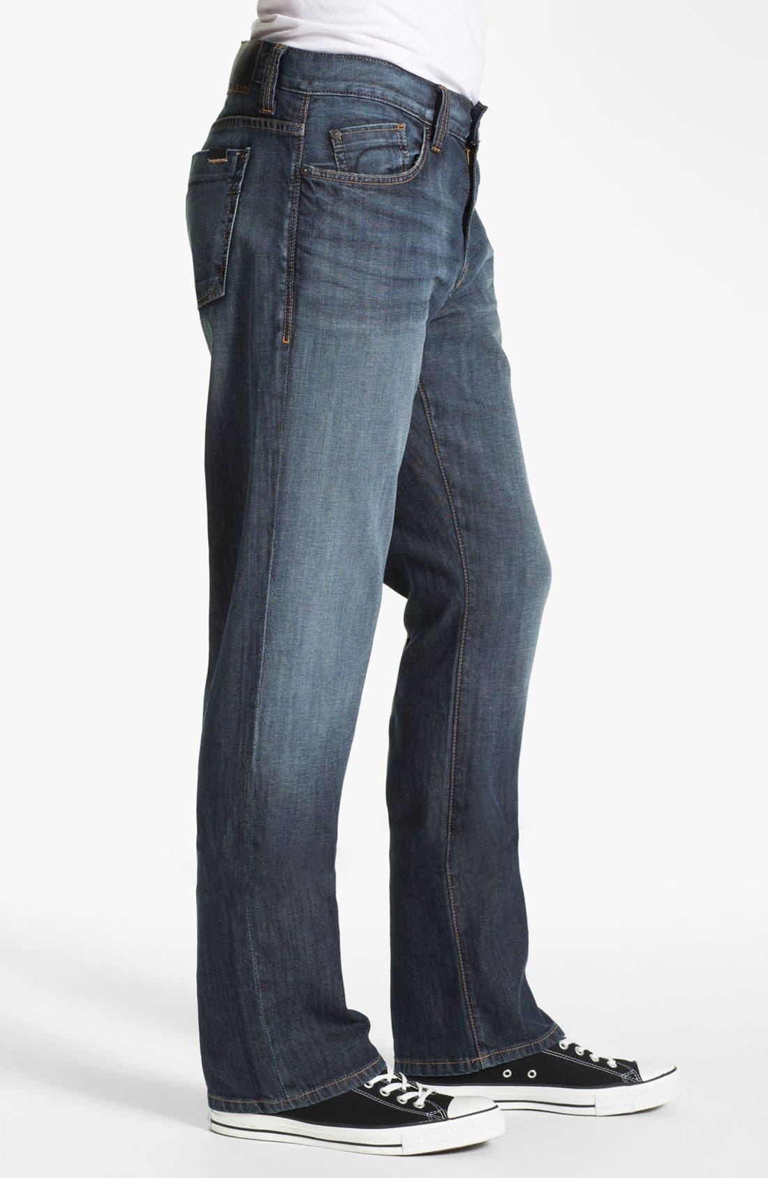 Alternate Image 3  - Fidelity Denim '5011' Straight Leg Jeans (Iona Vintage)