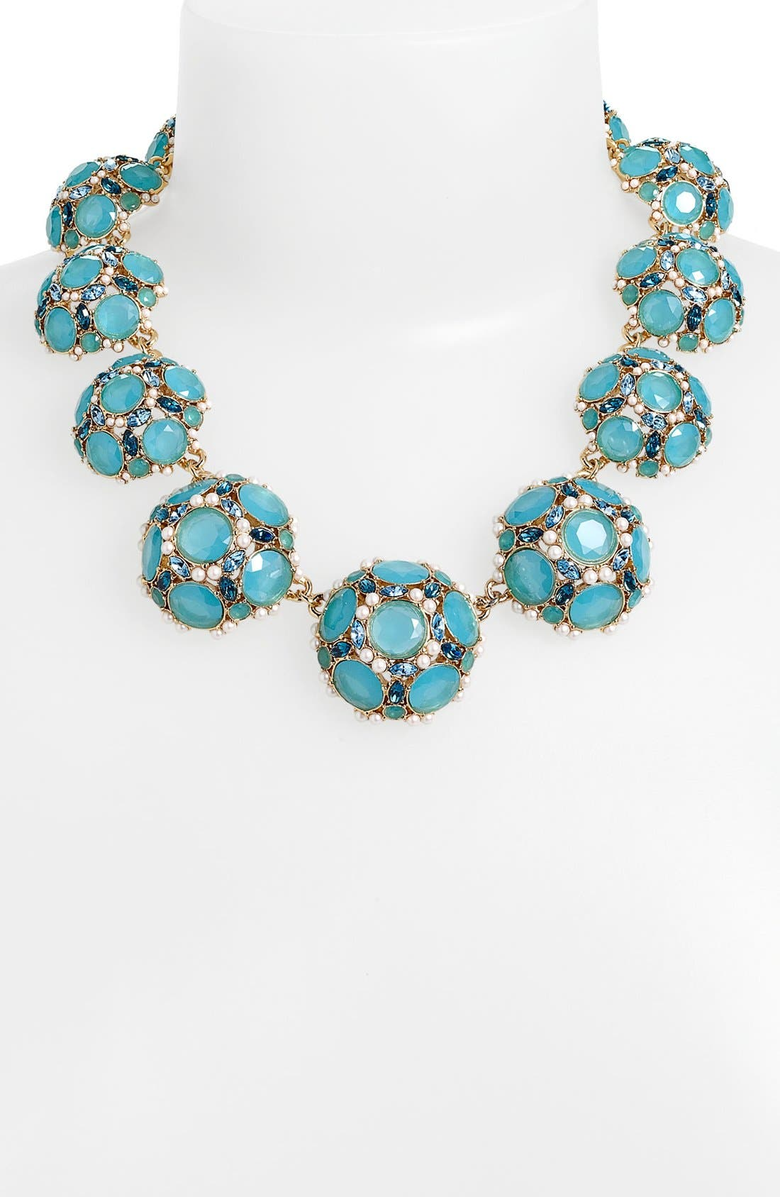 Alternate Image 2  - kate spade new york 'belle fleur' collar necklace