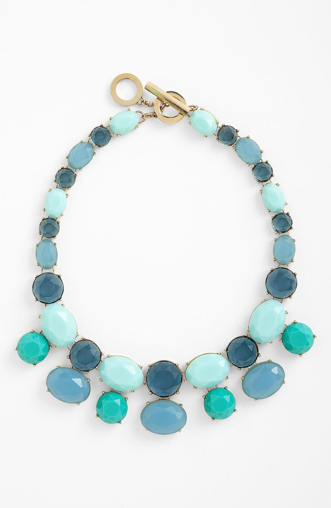 Alternate Image 1 Selected - Anne Klein Stone Necklace