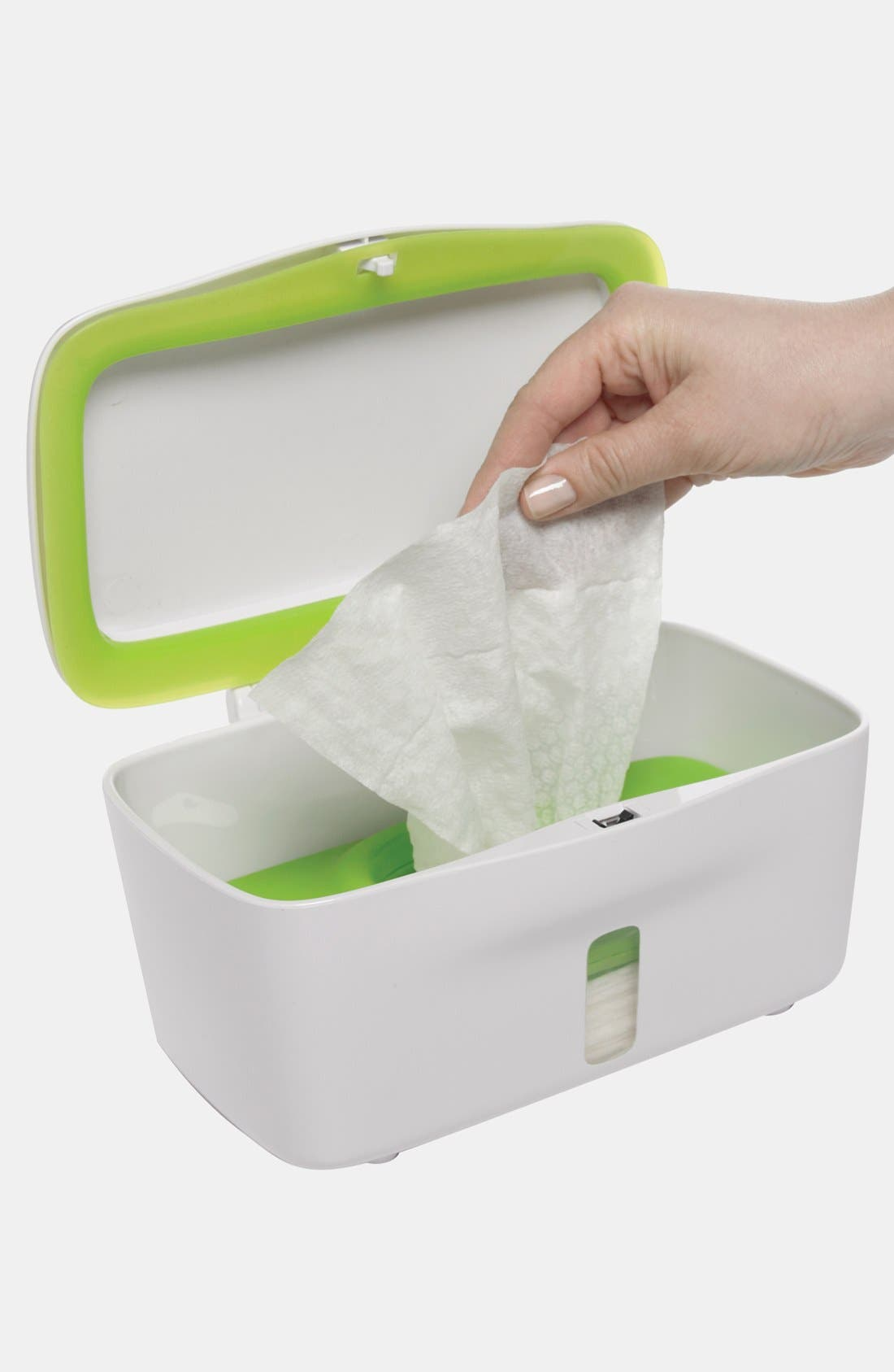 Alternate Image 3  - OXO Tot 'Perfect Pull™' Wipes Dispenser