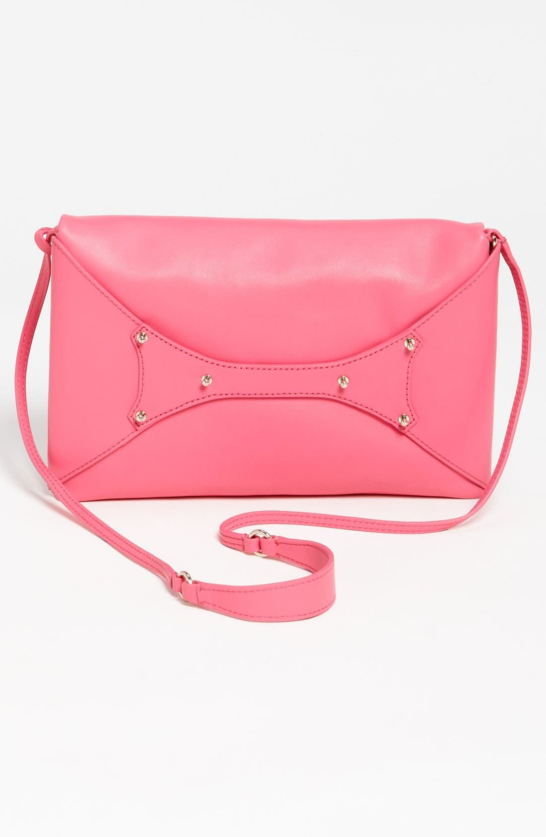 Alternate Image 4  - McQ by Alexander McQueen 'Albion' Nappa Leather Crossbody Bag, Small