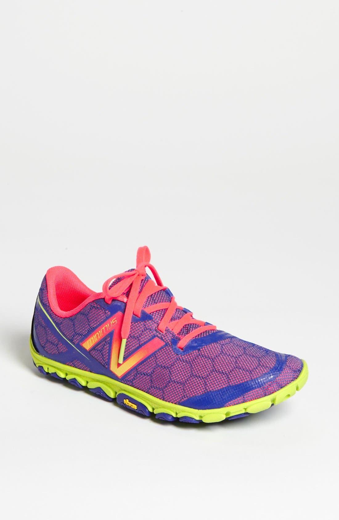 Alternate Image 1 Selected - New Balance 'Minimus 10V2' Running Shoe (Women)