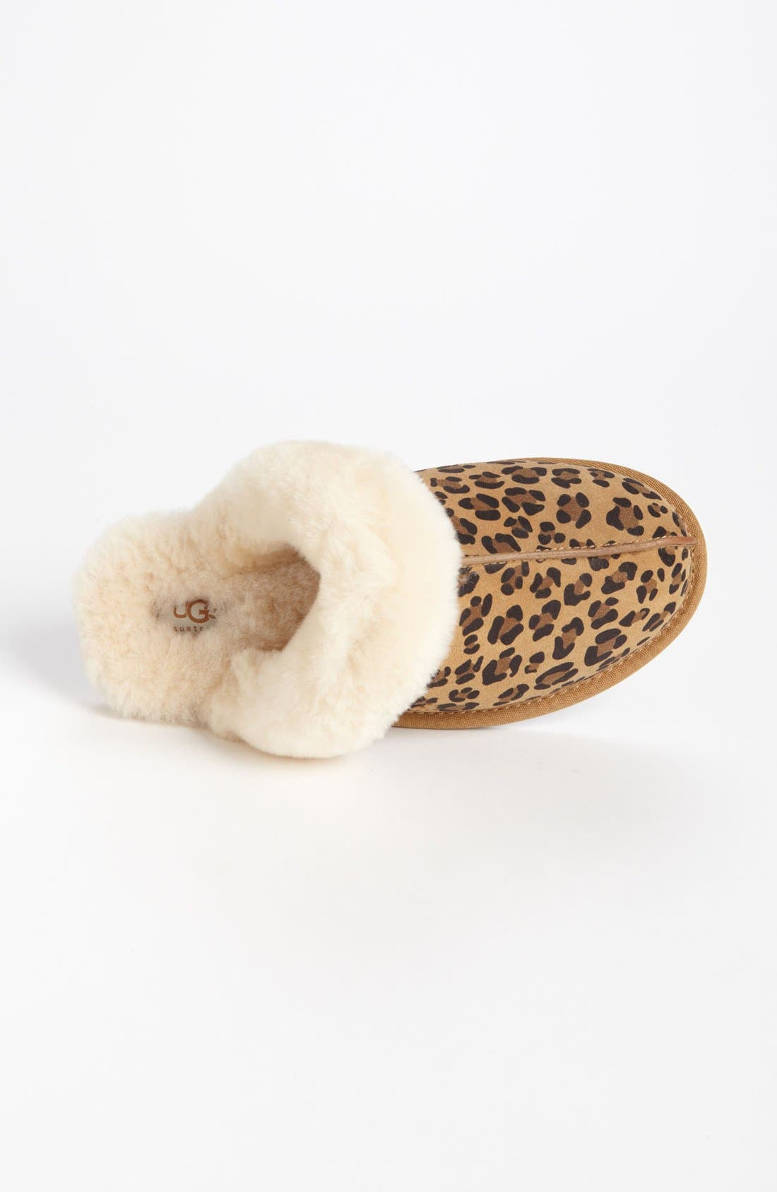 Alternate Image 3  - UGG® Australia 'Scuffette II - Leopard' Slipper (Women)