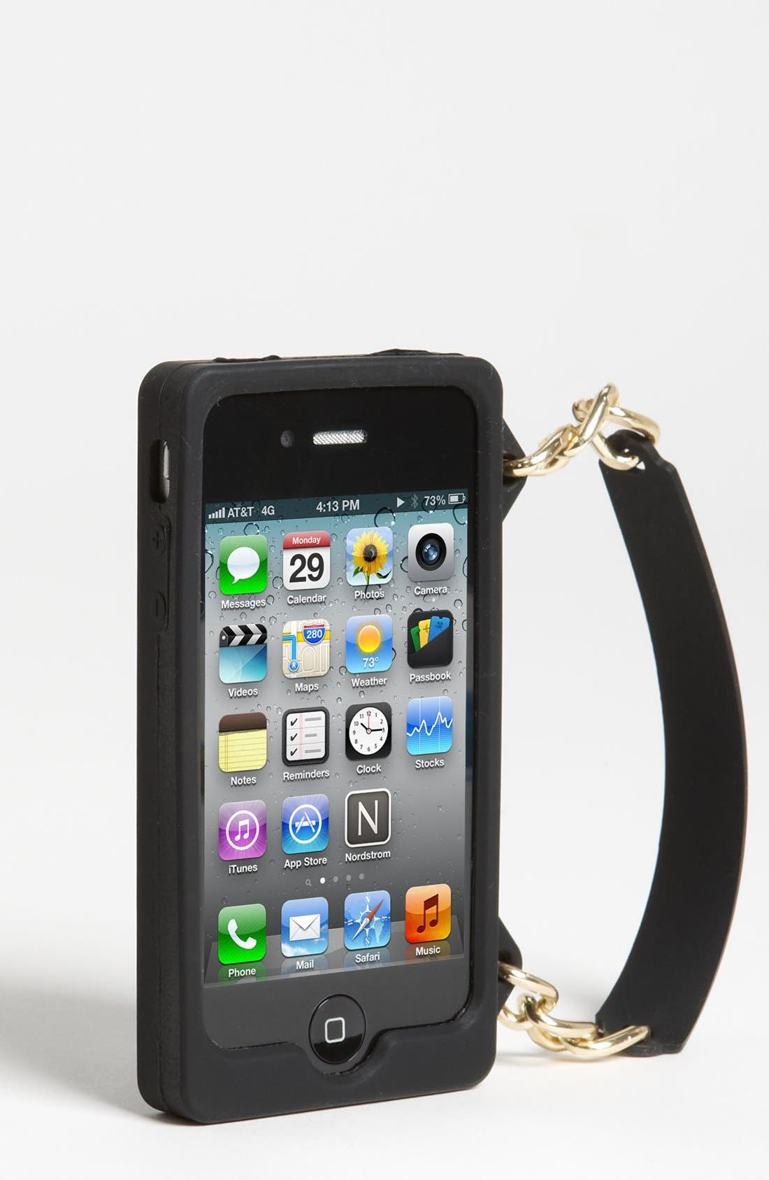 Alternate Image 1 Selected - Top Choice Purse iPhone 4 & 4S Case