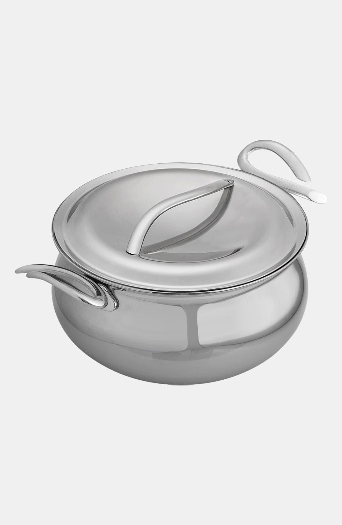 Alternate Image 1 Selected - Nambé CookServ 8-Quart Stock Pot