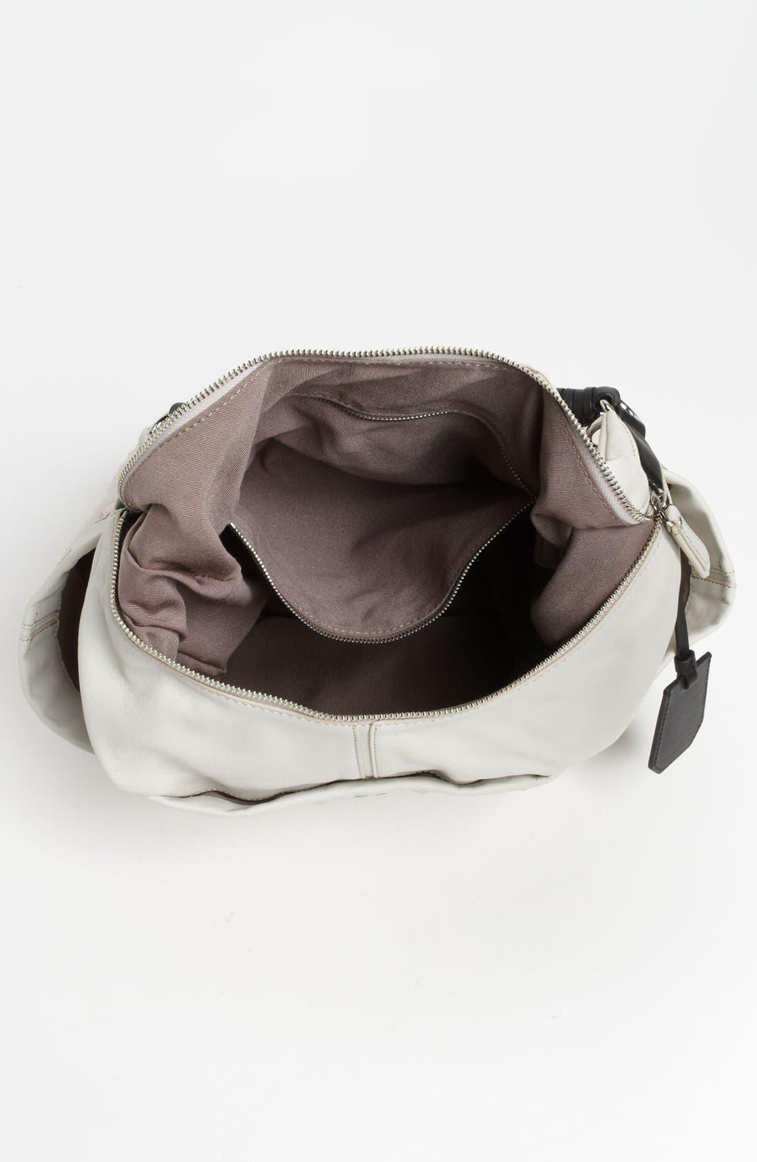 Alternate Image 3  - Diane von Furstenberg 'Franco' Studded Leather Hobo