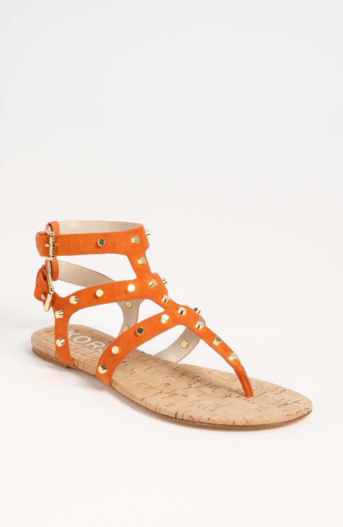 Alternate Image 1 Selected - KORS Michael Kors 'Jordyn' Sandal