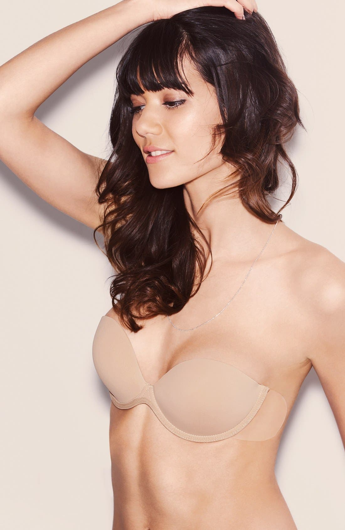 Alternate Image 4  - Nordstrom Lingerie Go Bare Backless Strapless Underwire Bra