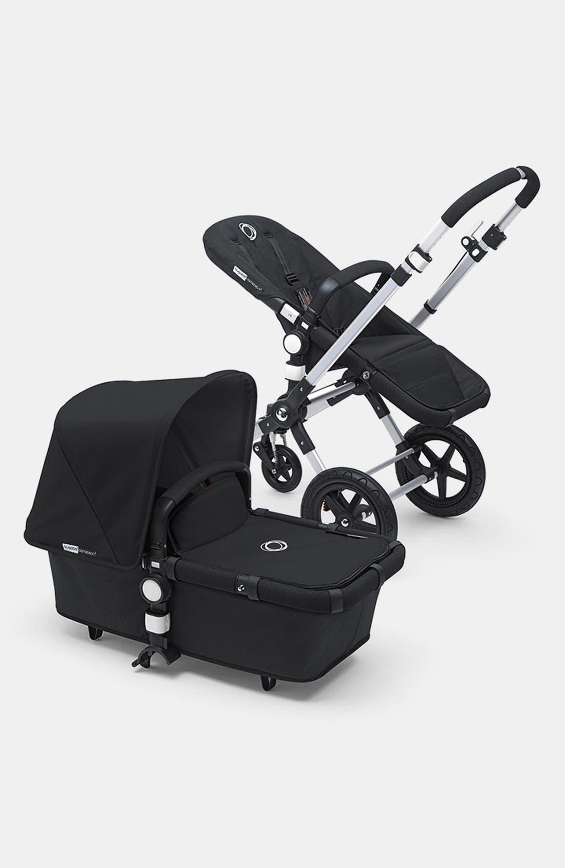 Alternate Image 1 Selected - Bugaboo 'Cameleon³ - Black' Stroller