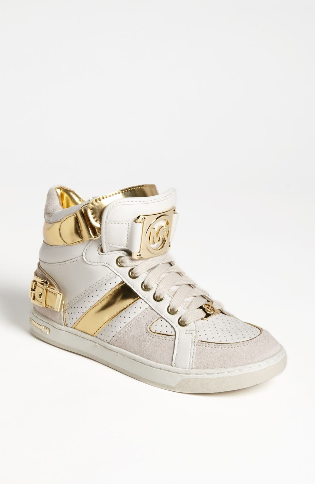 Main Image - MICHAEL Michael Kors 'Fulton' High Top Sneaker