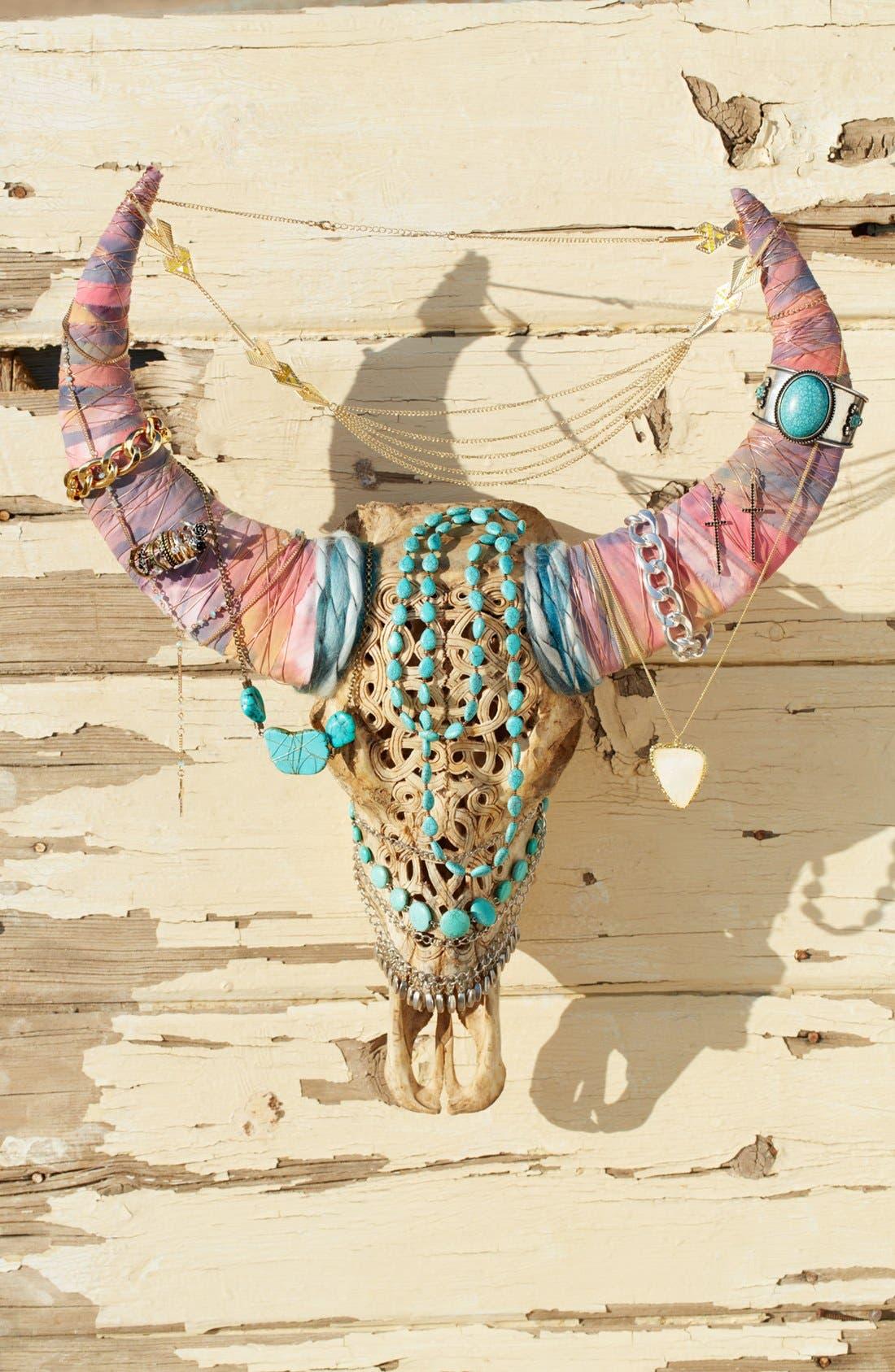 Alternate Image 2  - Carole Chunky Chain Bracelet