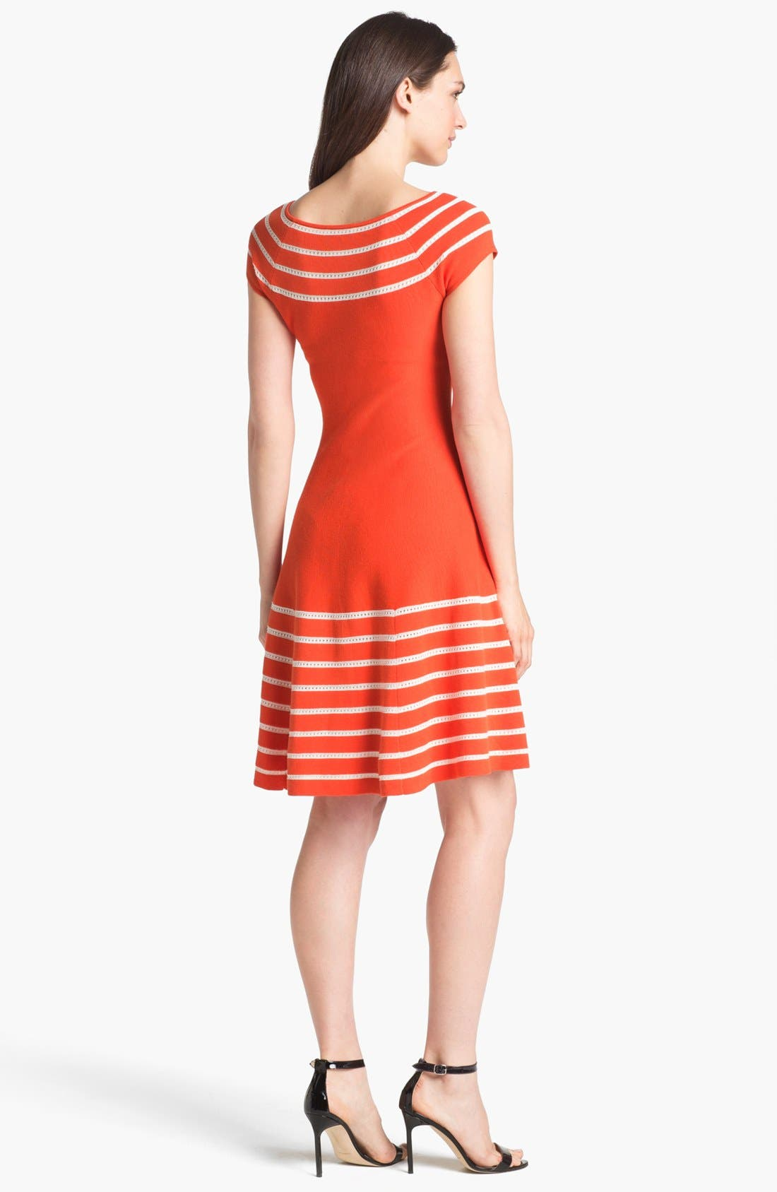 Alternate Image 2  - kate spade new york 'amalia' cotton sweater dress
