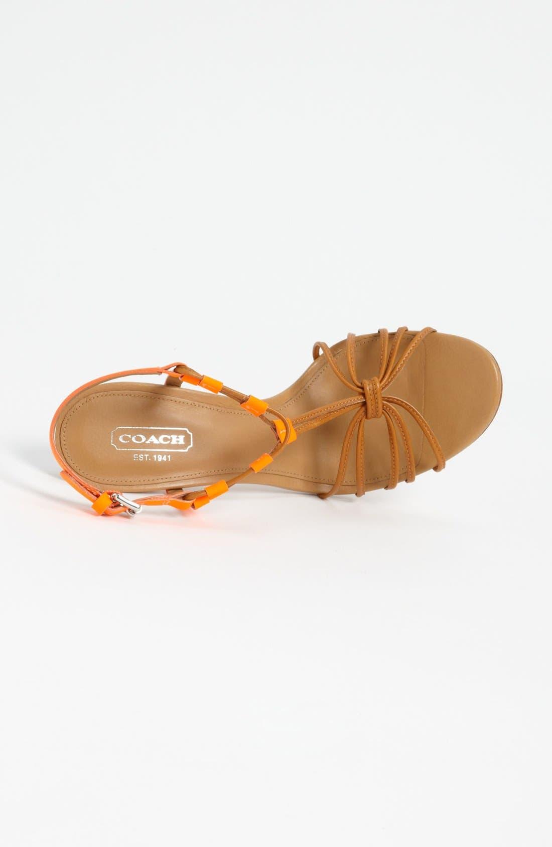 Alternate Image 3  - COACH 'Lana' Sandal