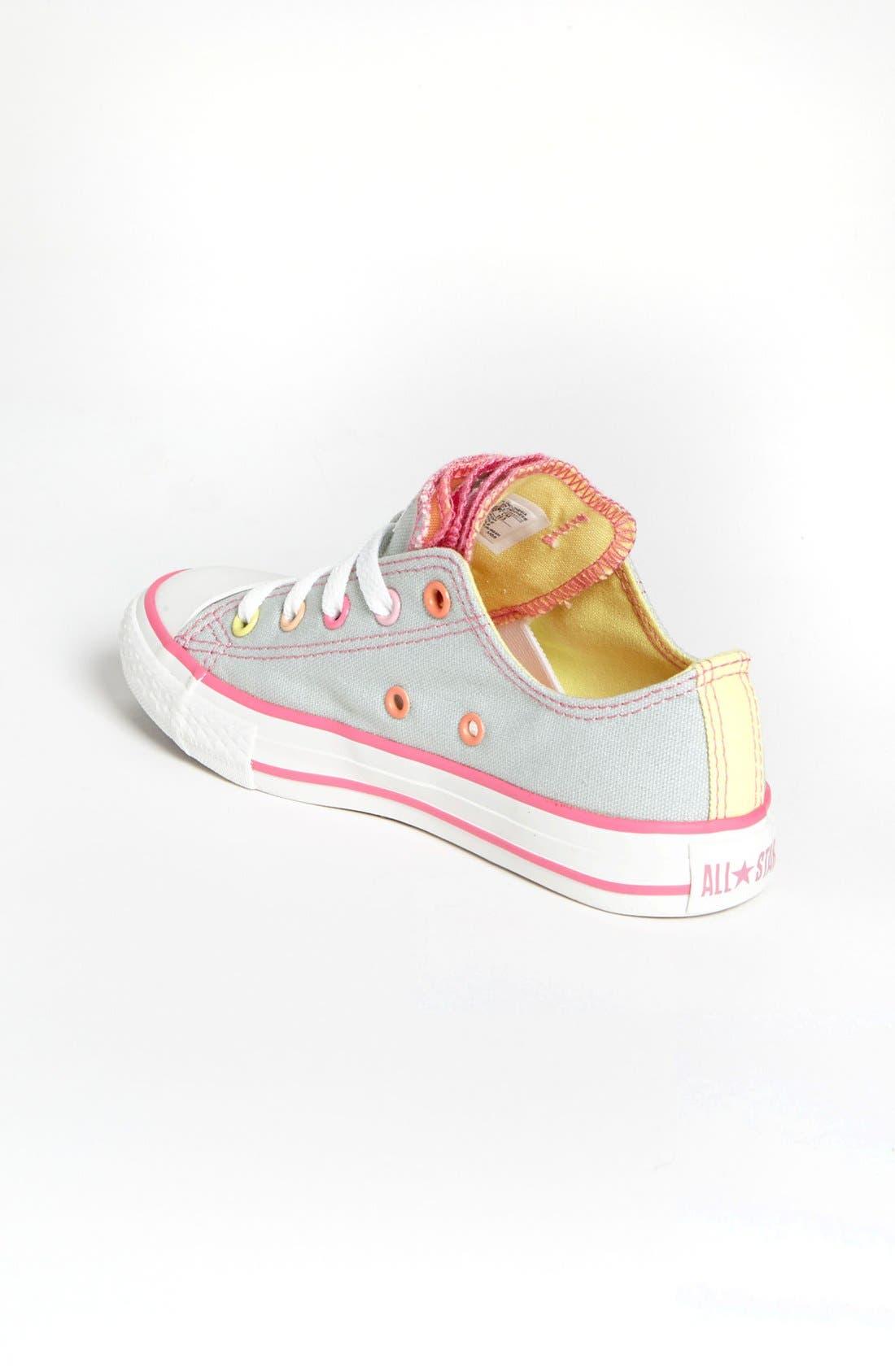 Alternate Image 2  - Converse All Star® Multi-Tongue Sneaker (Toddler, Little Kid & Big Kid)