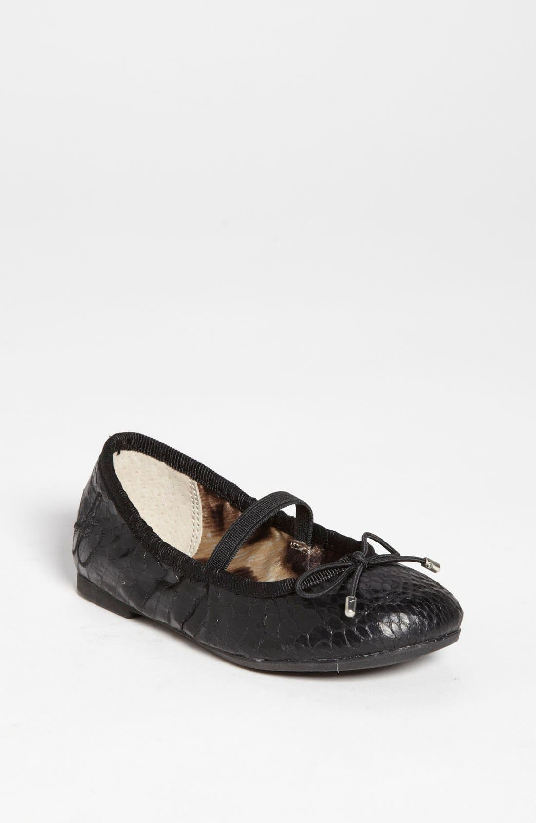 Alternate Image 2  - Sam Edelman 'Fiona' Ballet Flat (Toddler, Little Kid & Big Kid)