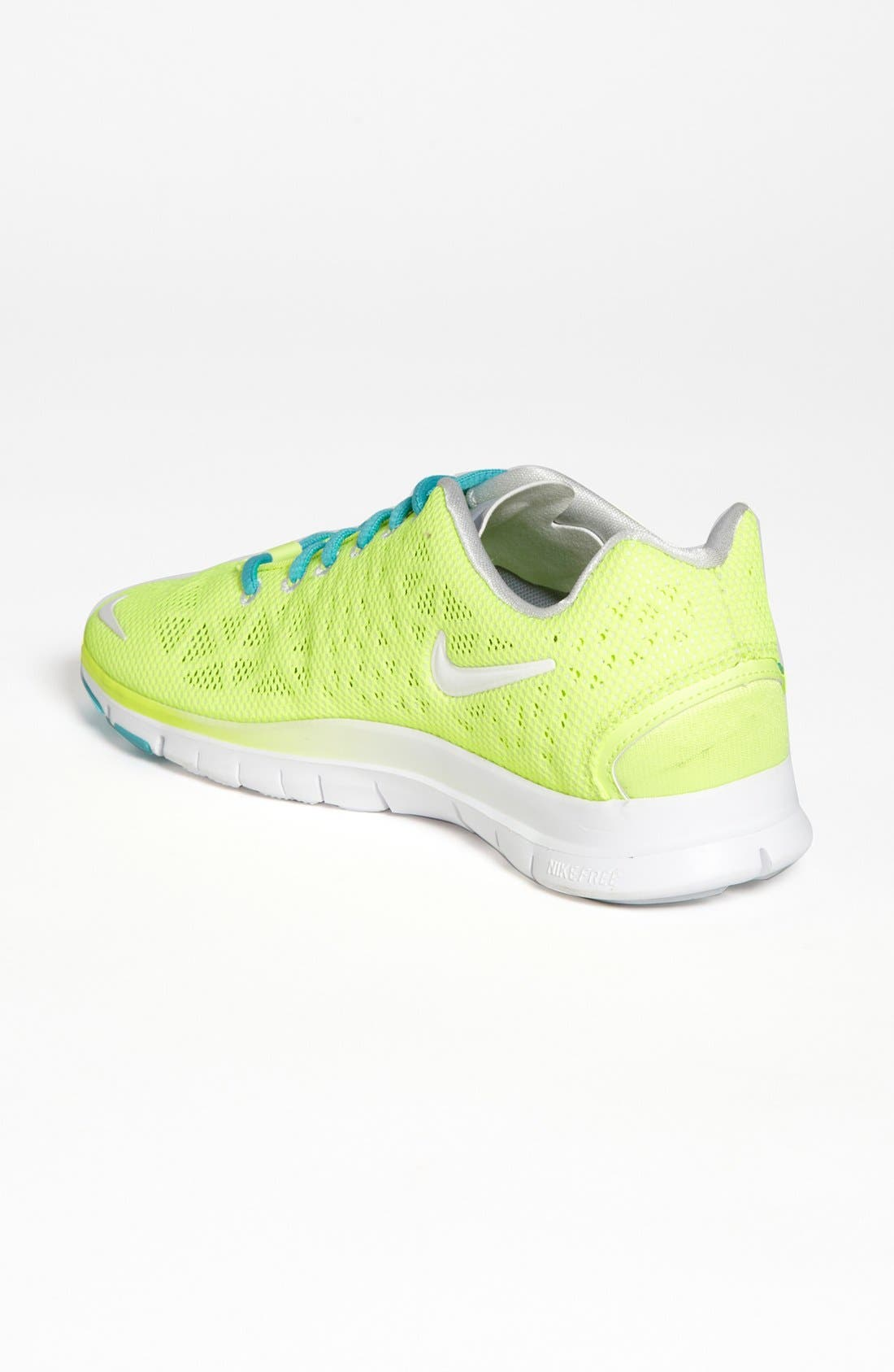 Alternate Image 2  - Nike 'Free TR 3 - Breathe' Training Shoe (Women)