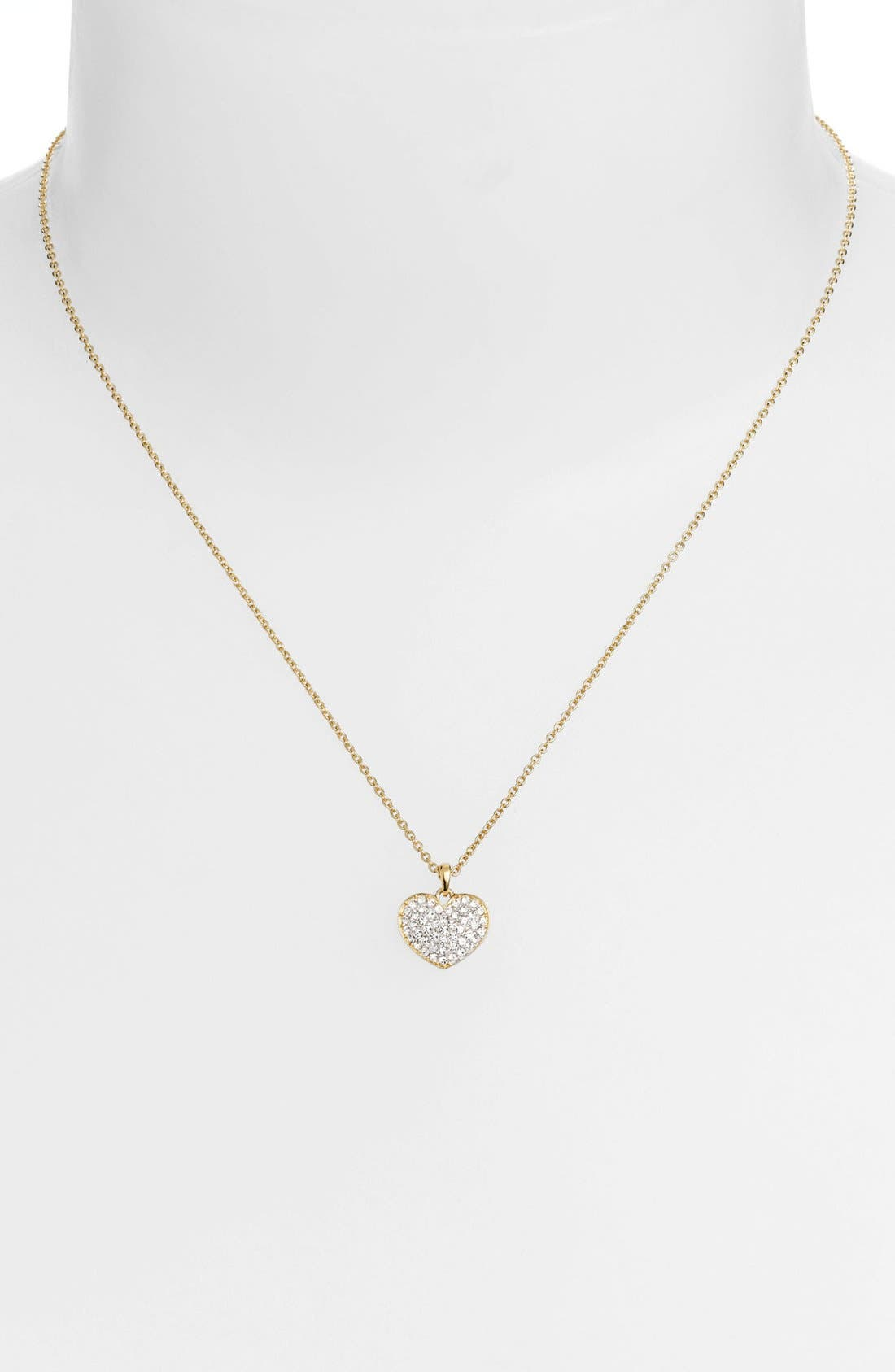 Alternate Image 2  - Nadri 'Charmers' Pavé Symbol Pendant Necklace (Nordstrom Exclusive)