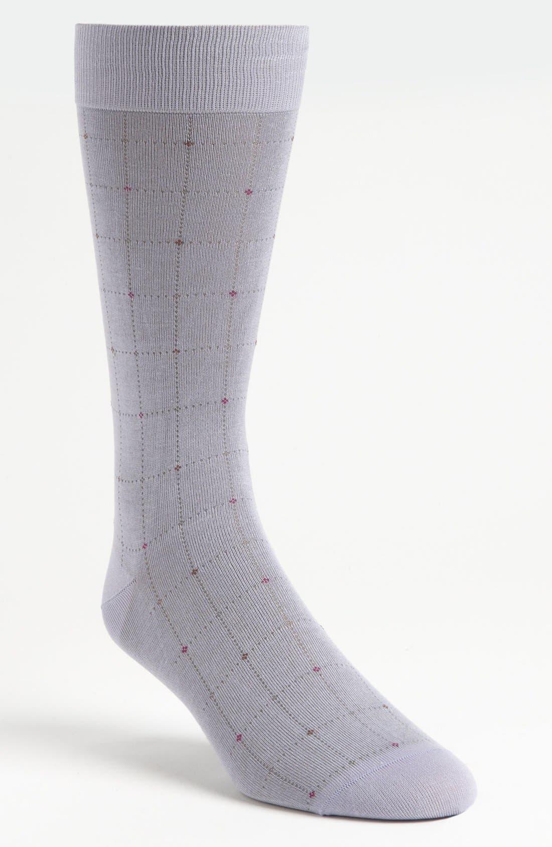 Alternate Image 1 Selected - Pantherella 'Pall Mall' Socks