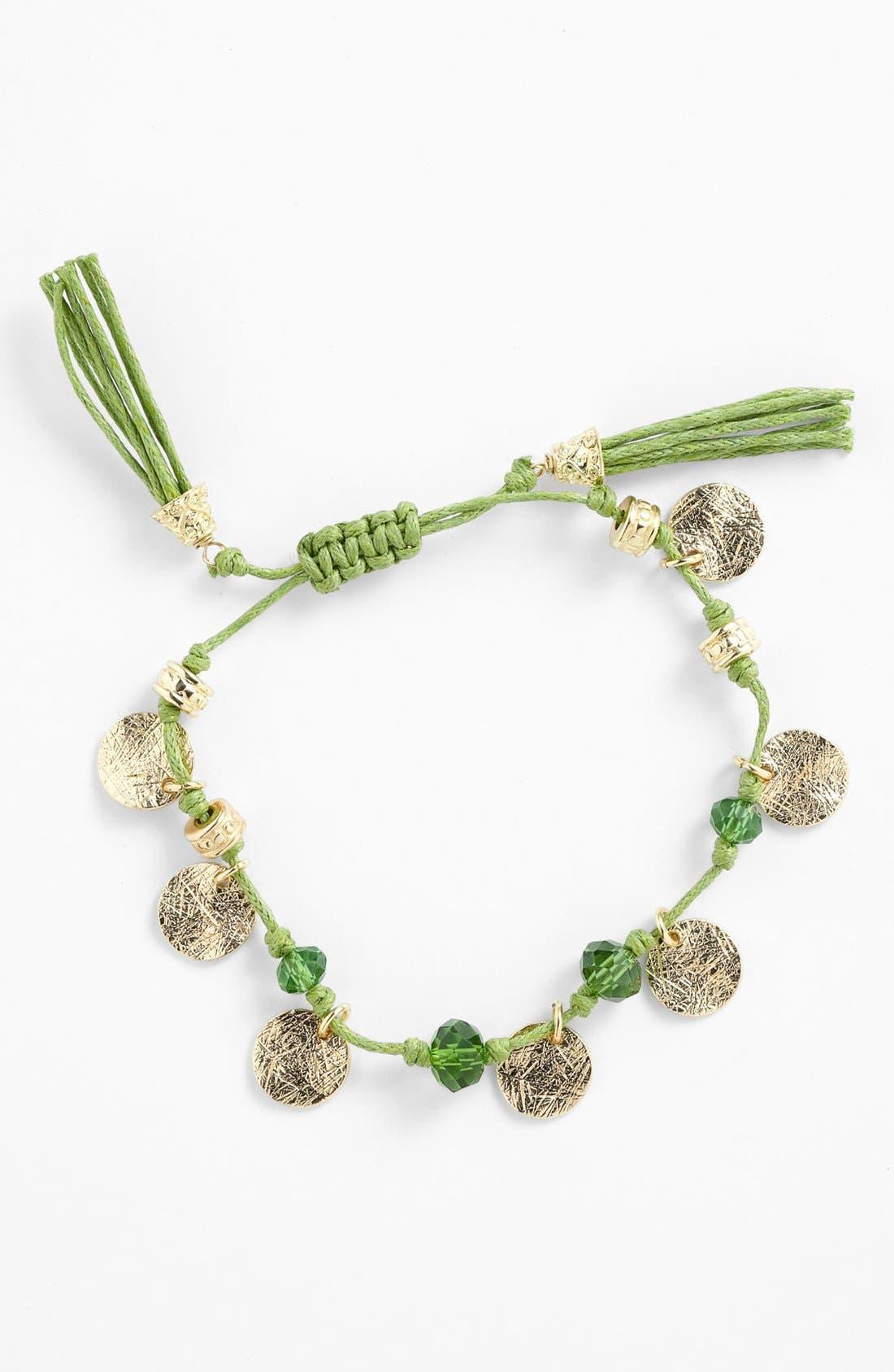 Alternate Image 1 Selected - Cara Friendship Bracelet