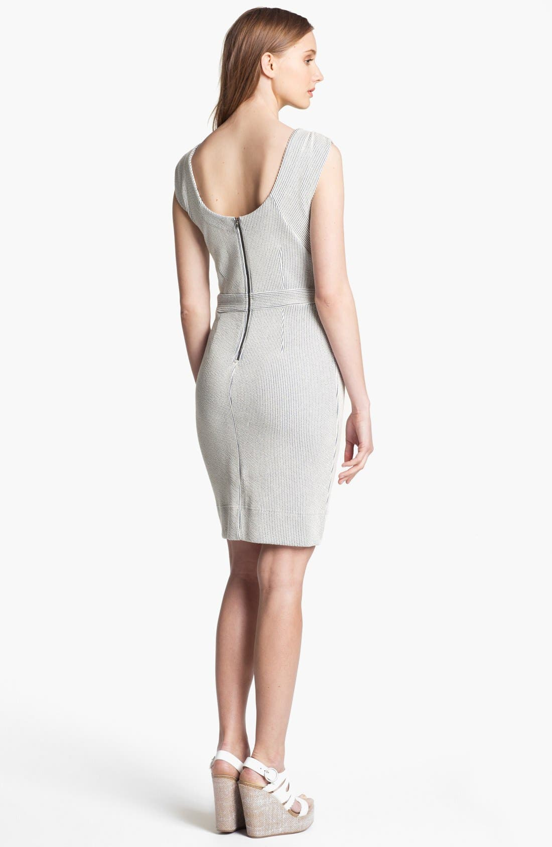 Alternate Image 2  - MARC BY MARC JACOBS Cotton Sheath Dress