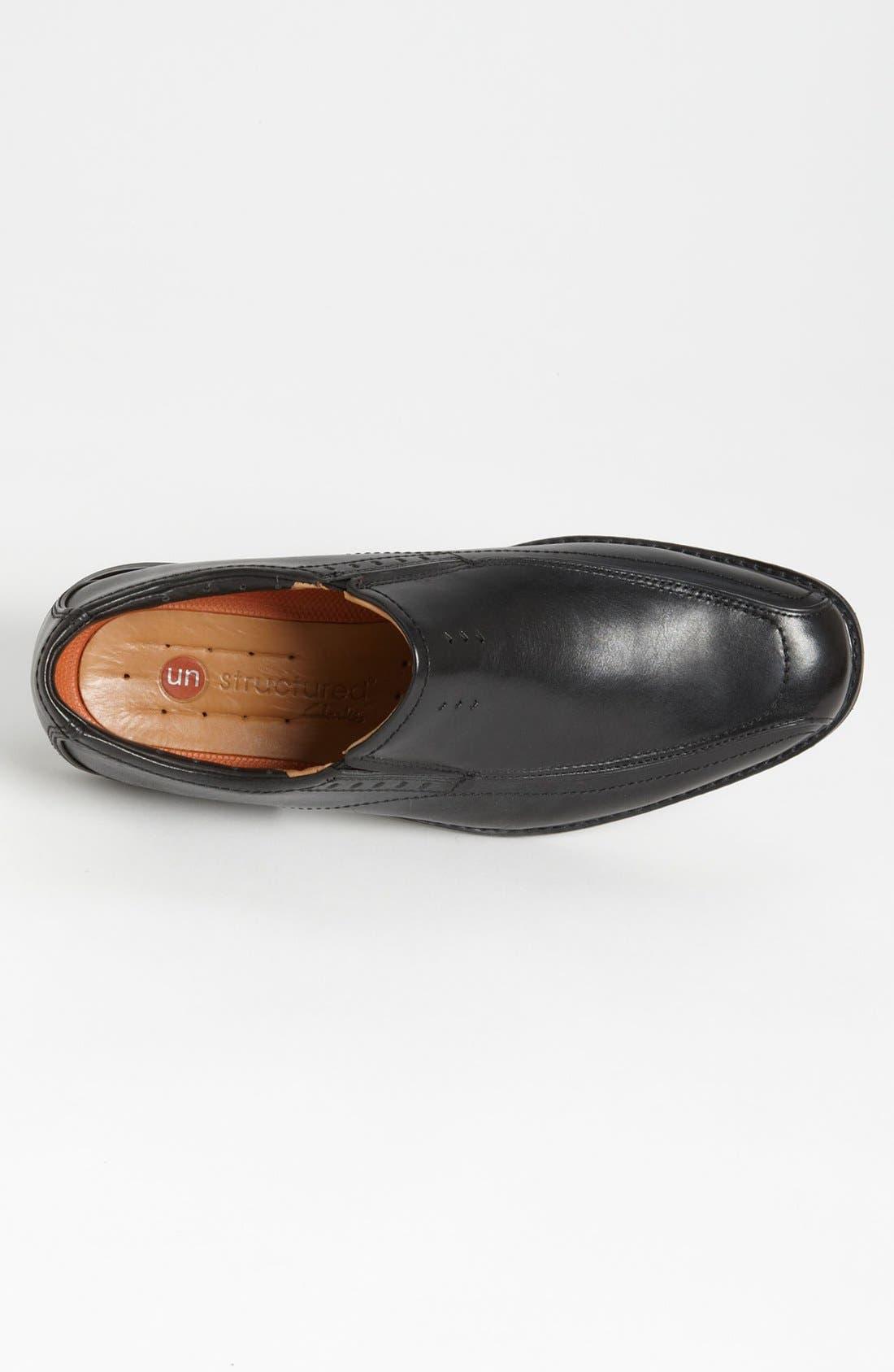 Alternate Image 3  - Clarks® 'Un.Anders' Venetian Loafer   (Men)