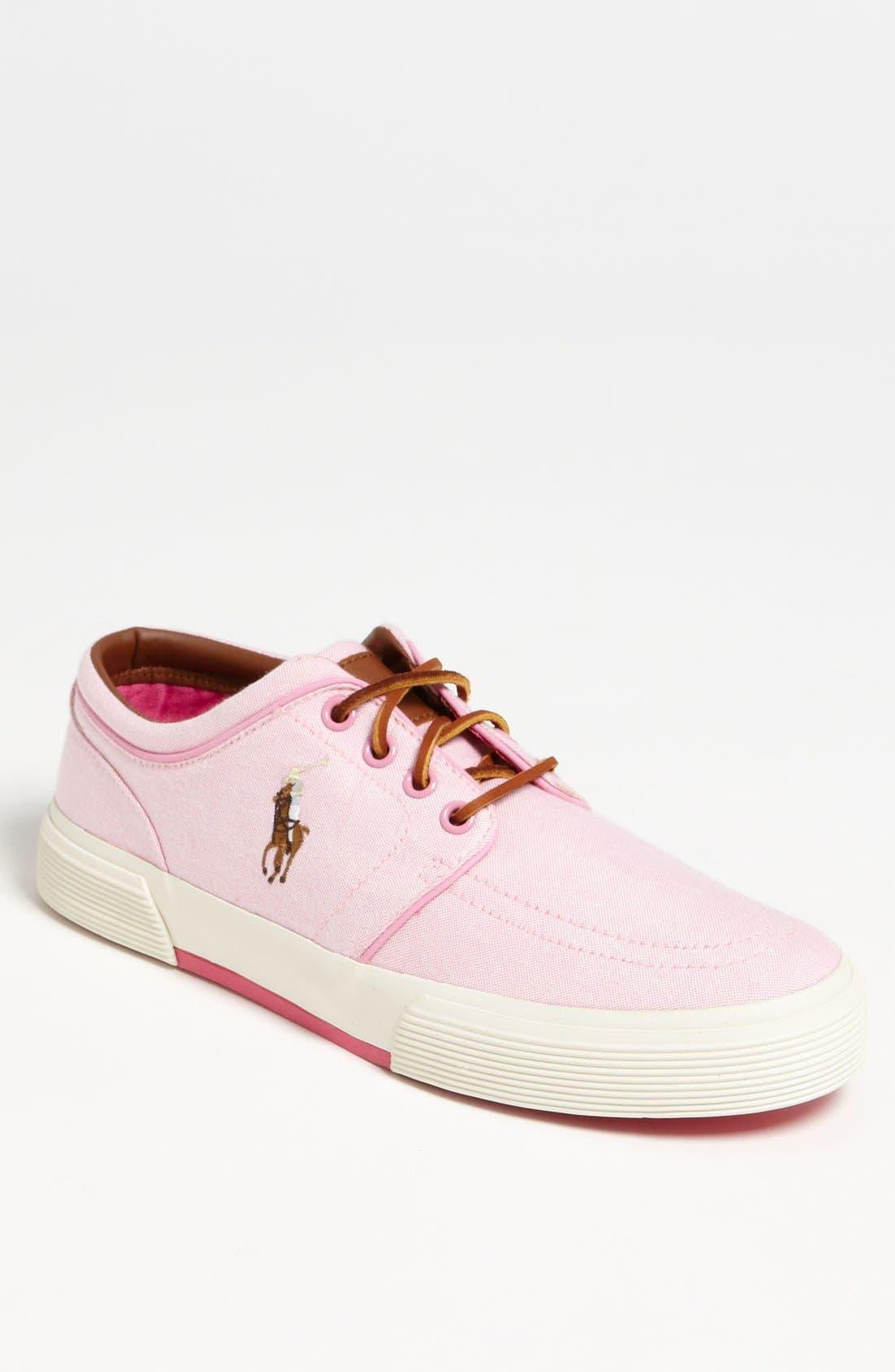 Main Image - Polo Ralph Lauren 'Faxon' Sneaker (Men)