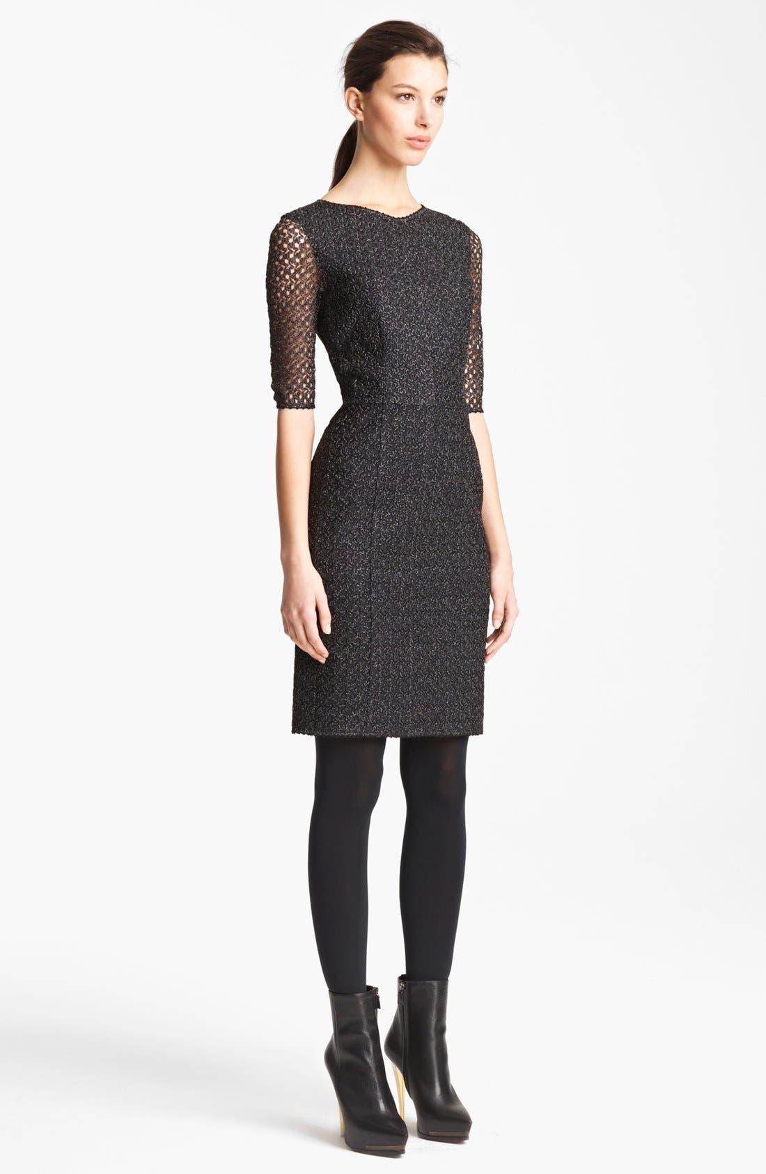 Alternate Image 1 Selected - Missoni Elbow Sleeve Dress