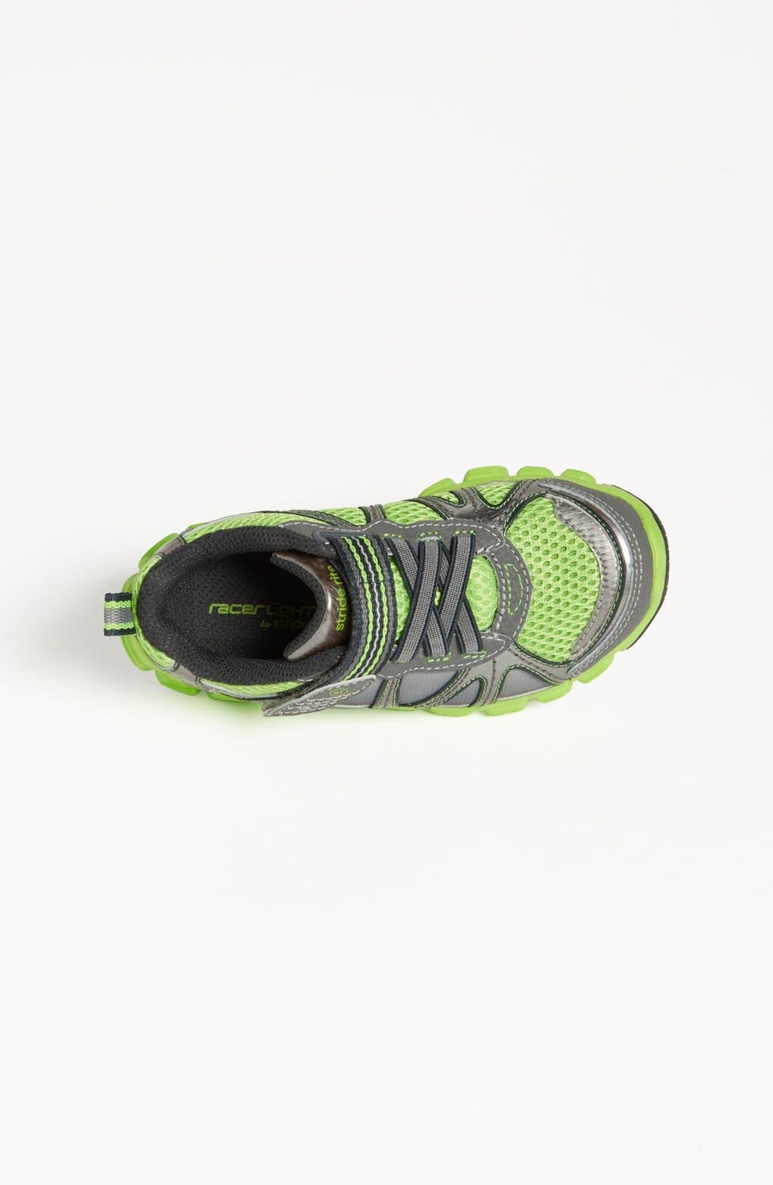 Alternate Image 3  - Stride Rite 'Racer' Light-Up Sneaker (Toddler & Little Kid) (Online Only)