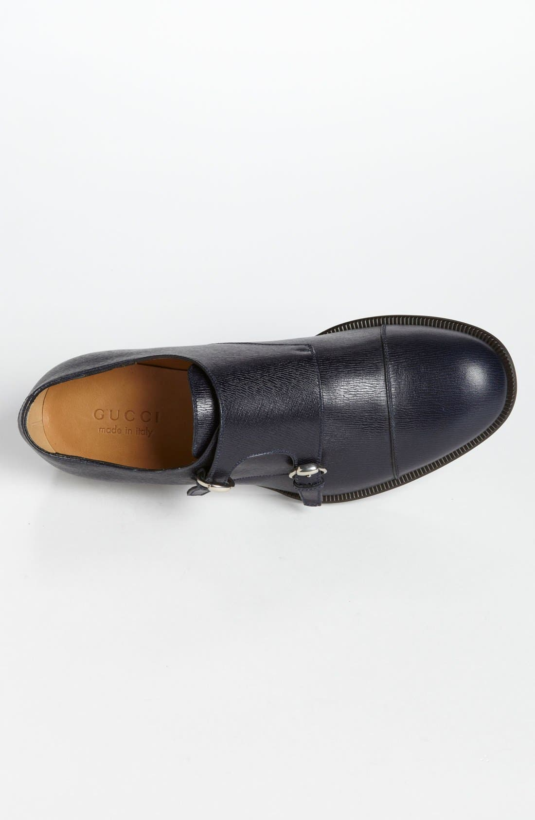 Alternate Image 3  - Gucci 'Handir' Double Monk Slip-On