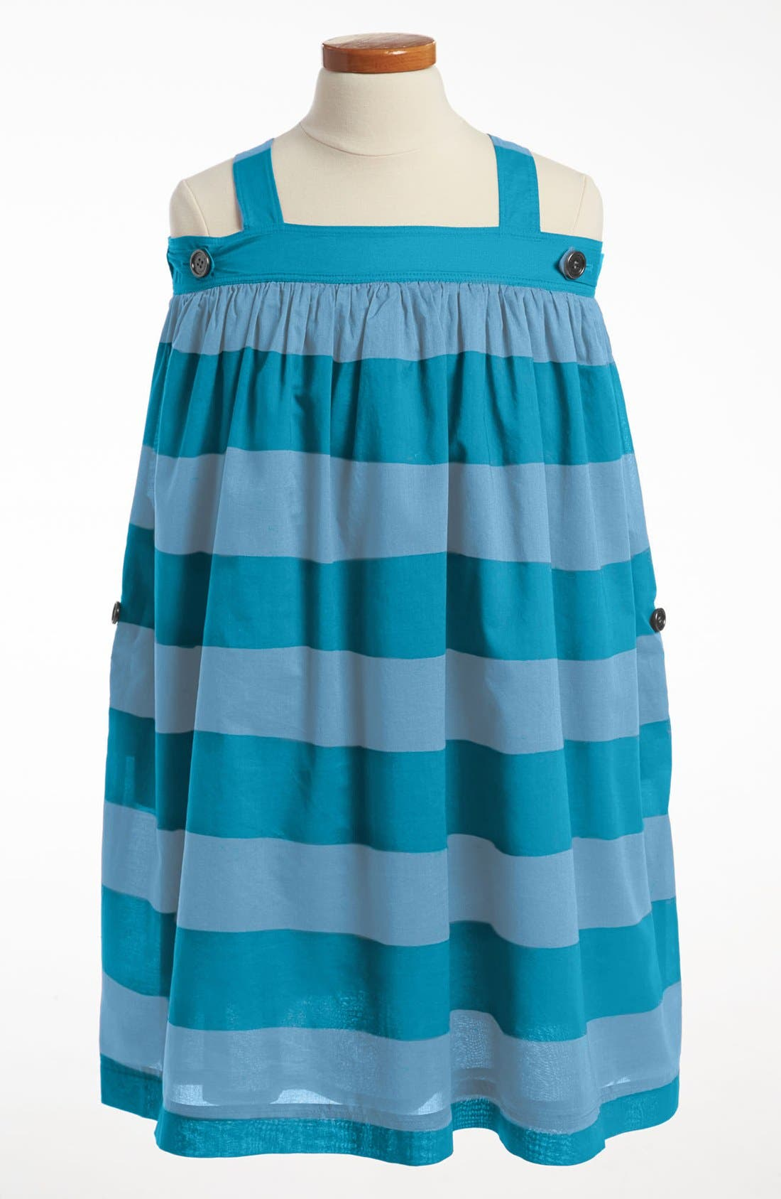 Alternate Image 1 Selected - Burberry 'Dusty' Dress (Little Girls & Big Girls)