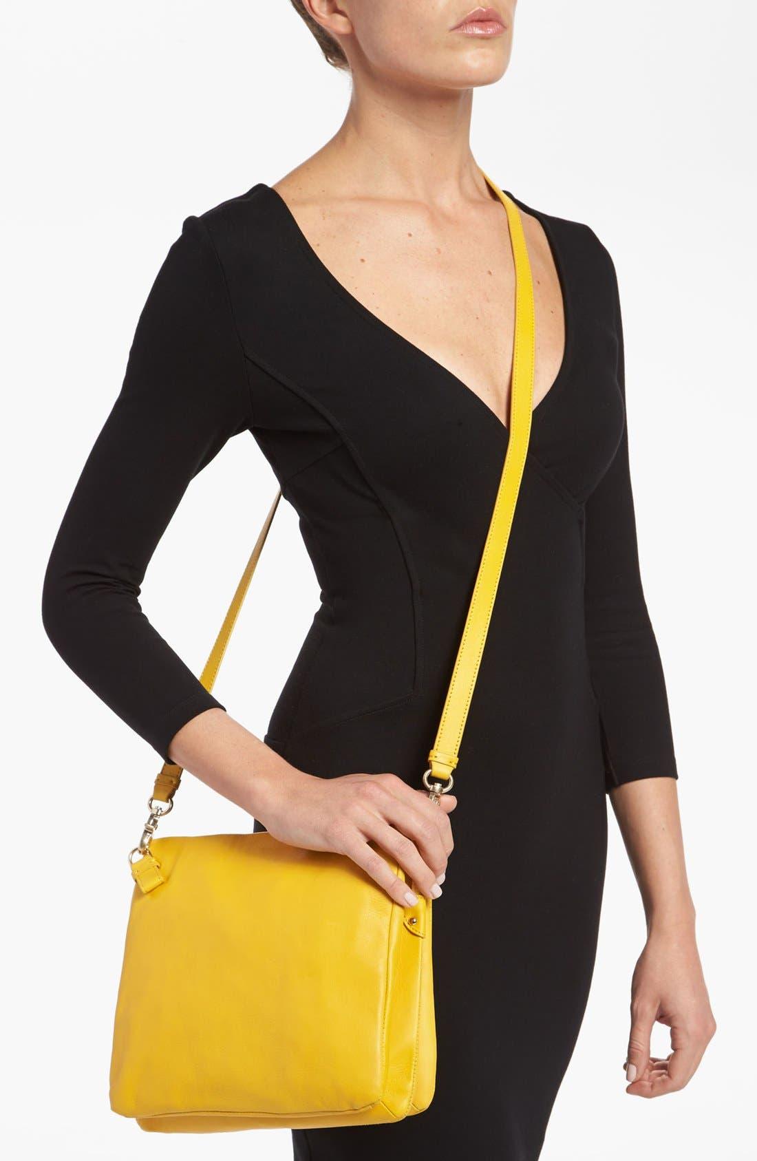 Alternate Image 2  - Foley + Corinna 'iPad Cache' Leather Crossbody Bag