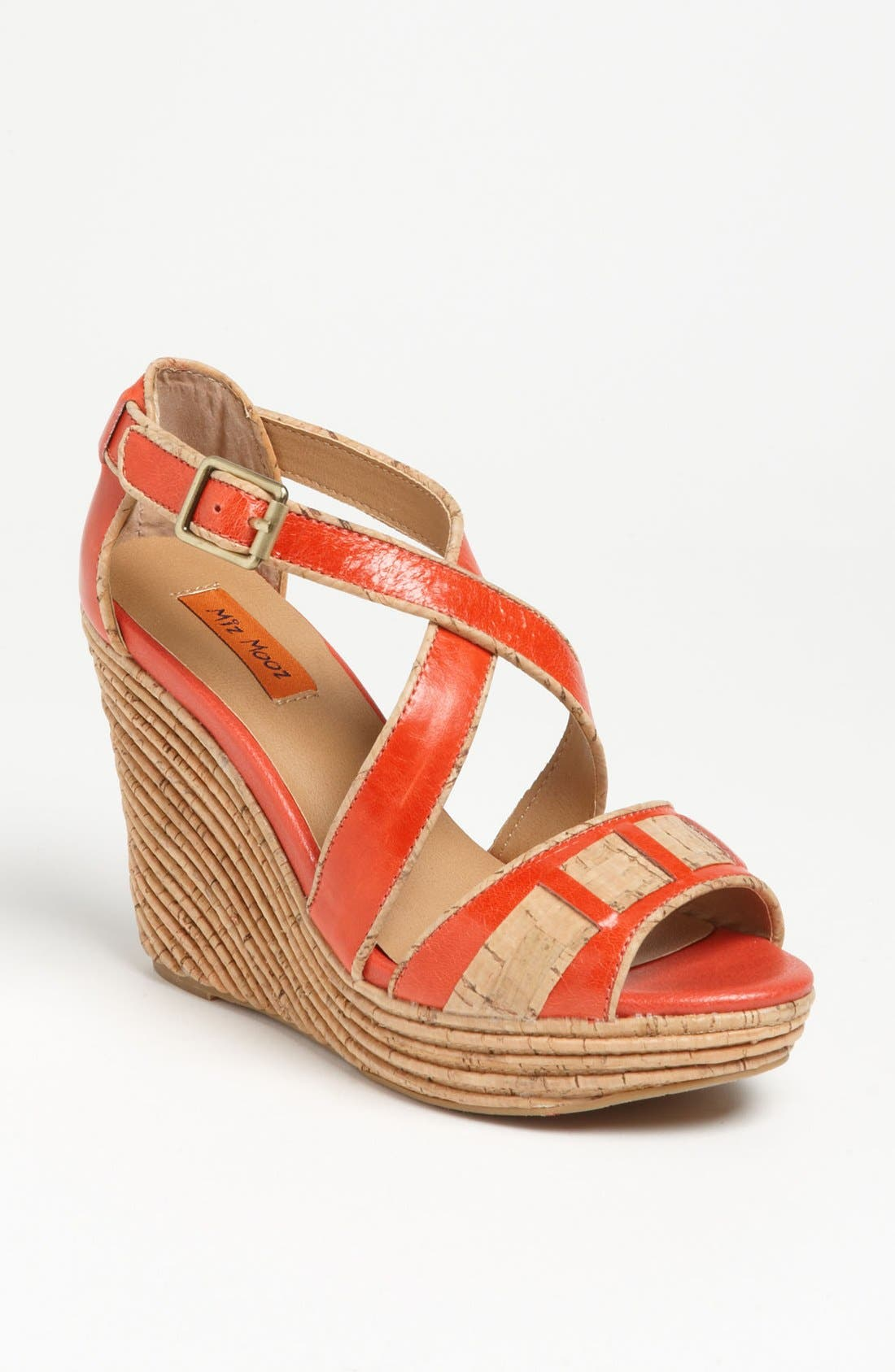 Alternate Image 1 Selected - Miz Mooz 'Kenya' Sandal