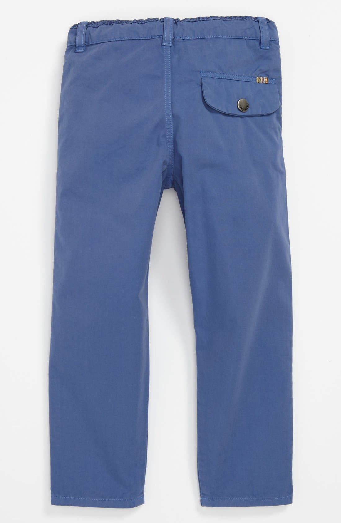 Alternate Image 1 Selected - Paul Smith Junior Denim Pants (Baby)