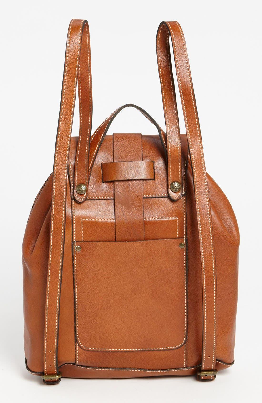 Alternate Image 4  - Patricia Nash 'Vasto' Leather Backpack