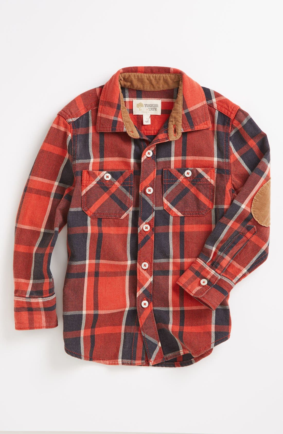 Alternate Image 1 Selected - Tucker + Tate 'Lawson' Shirt (Toddler Boys)