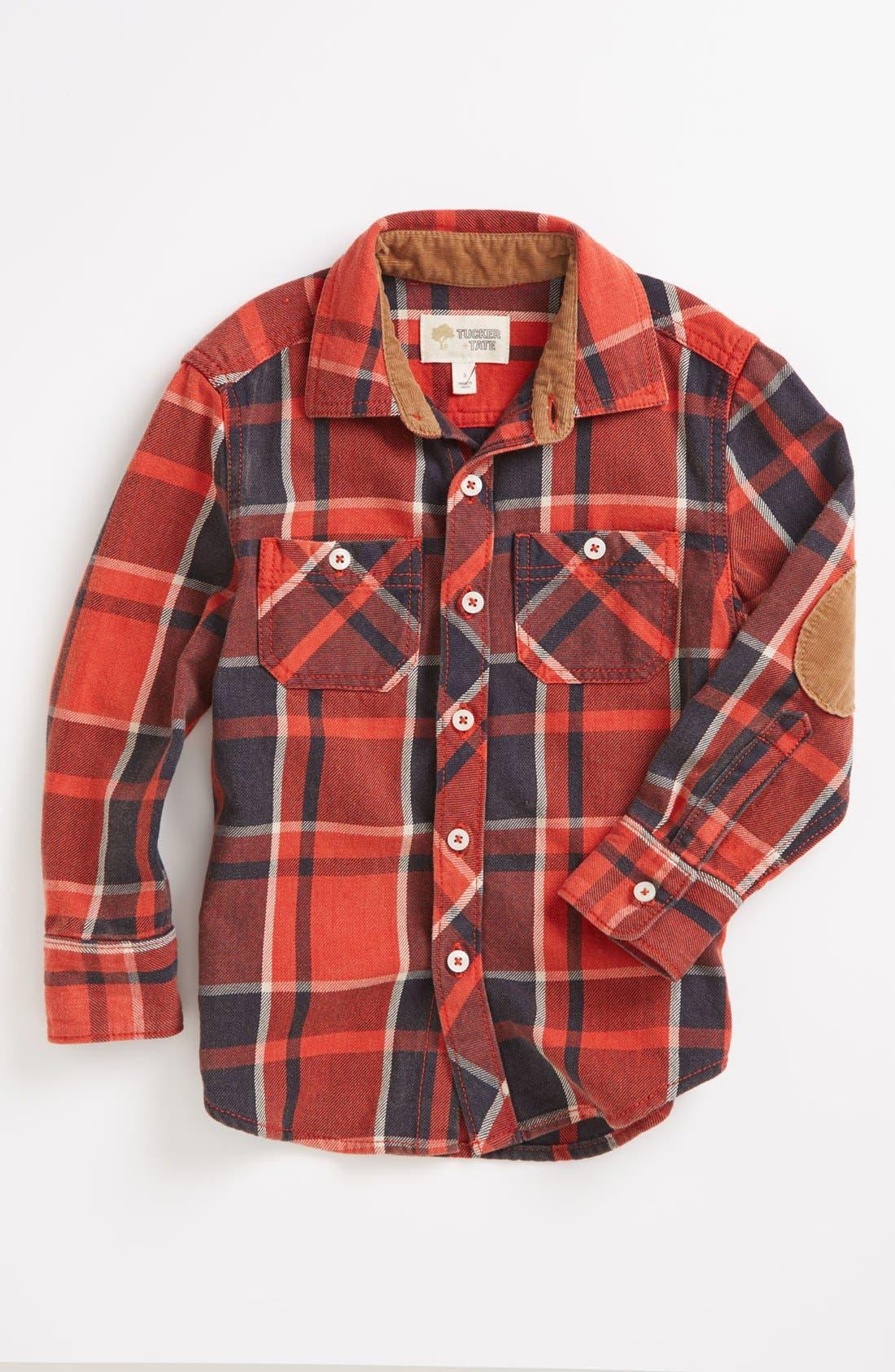 Main Image - Tucker + Tate 'Lawson' Shirt (Toddler Boys)