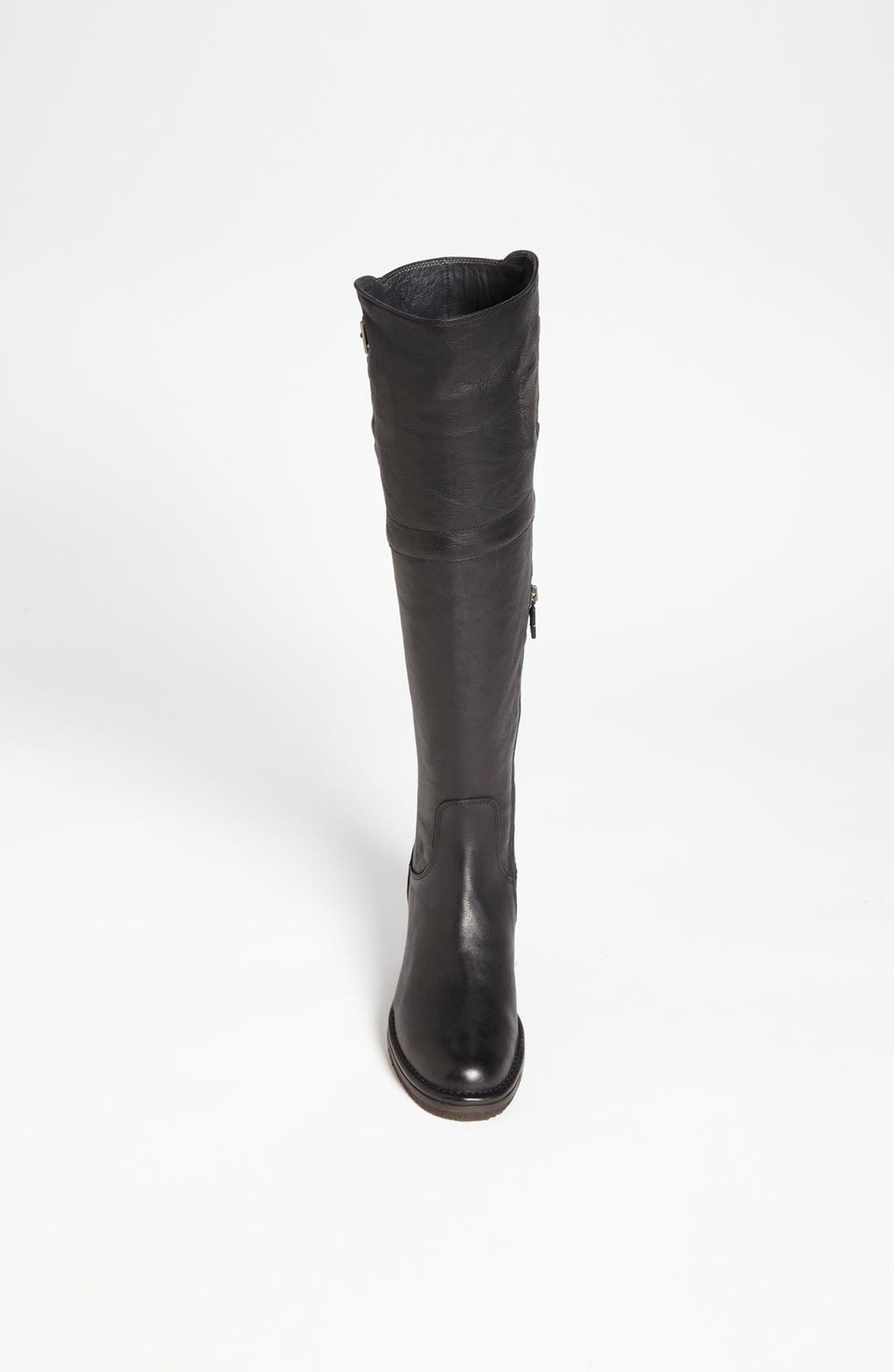 Alternate Image 3  - Alberto Fermani Tall Leather Boot (Online Only)