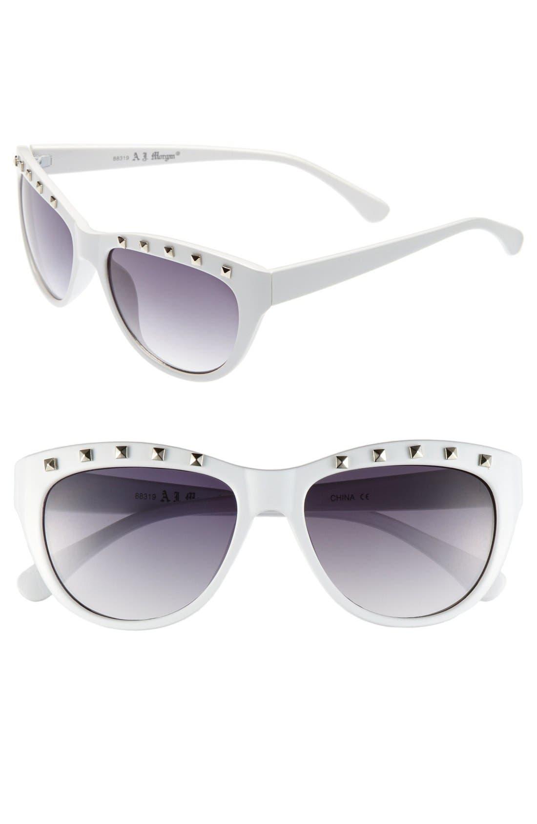 Alternate Image 1 Selected - A.J. Morgan 'Casino' Sunglasses