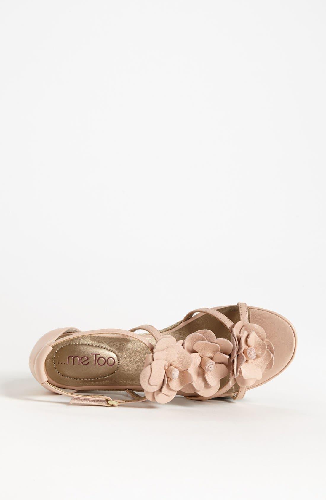Alternate Image 3  - Me Too 'Simona' Wedge Sandal