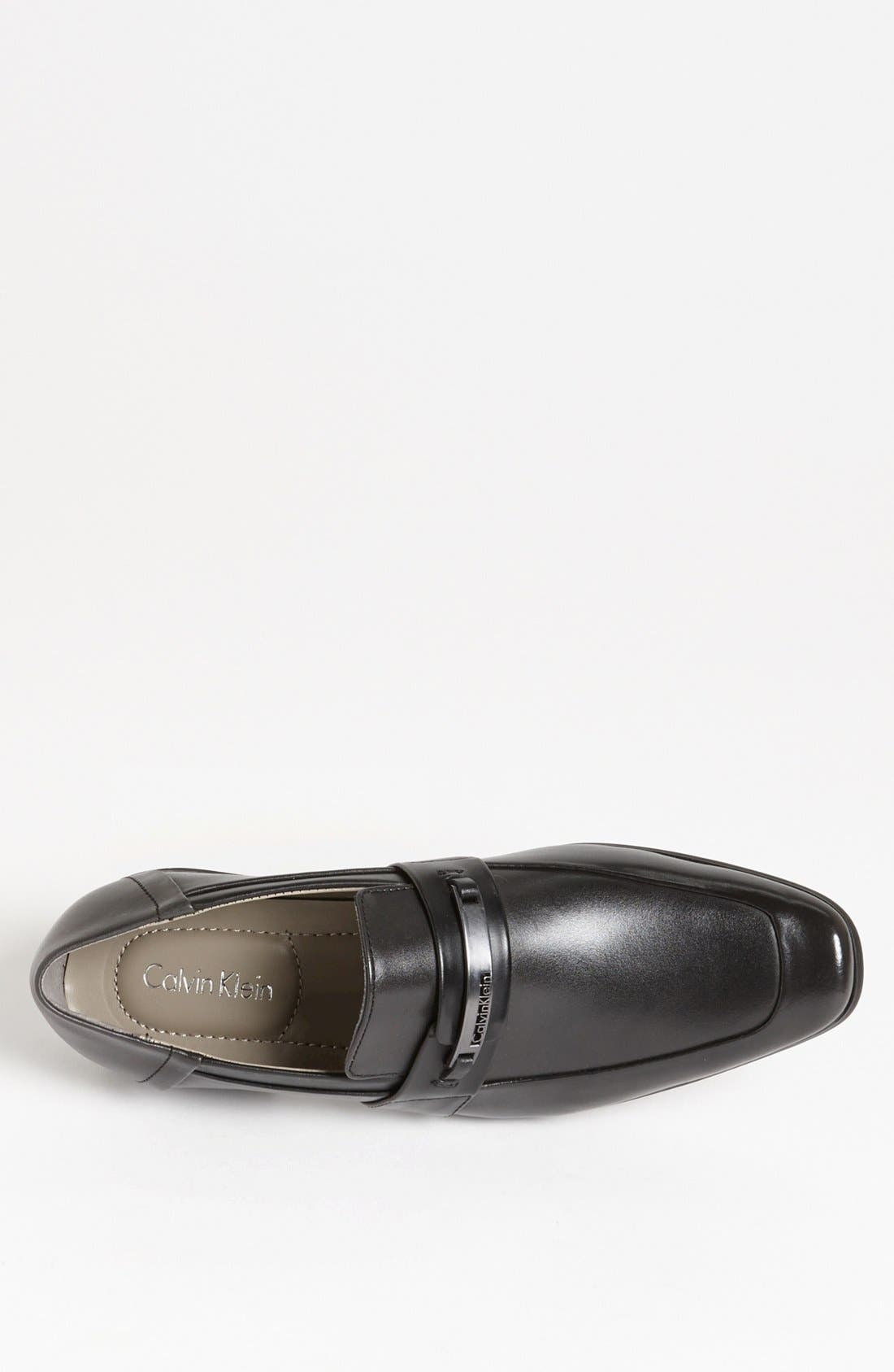 Alternate Image 3  - Calvin Klein 'Brice' Bit Loafer