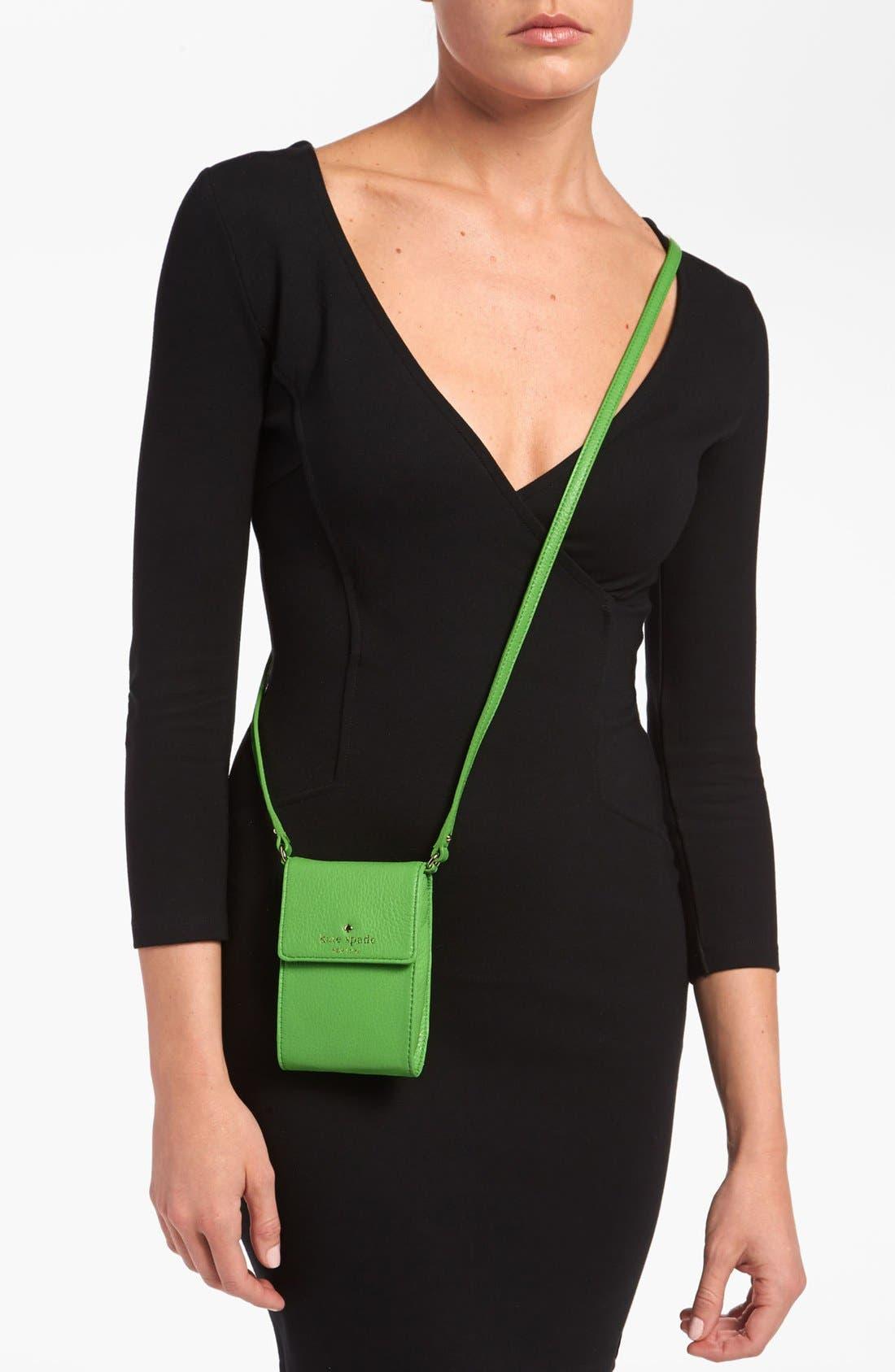 Alternate Image 4  - kate spade new york 'cobble hill - brandice' crossbody bag