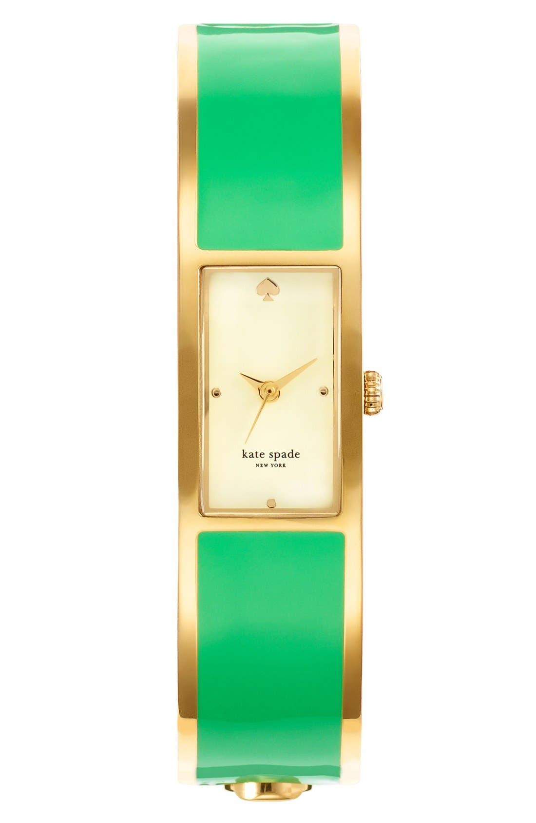 Alternate Image 1 Selected - kate spade new york 'carousel' bangle watch (Online Only)