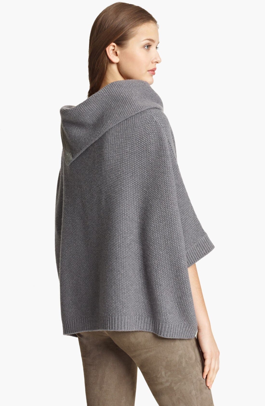 Alternate Image 2  - Fabiana Filippi Wool Blend Dolman Sweater