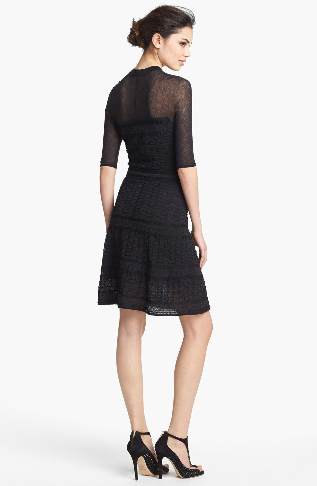 Alternate Image 2  - M Missoni Illusion Yoke Dress