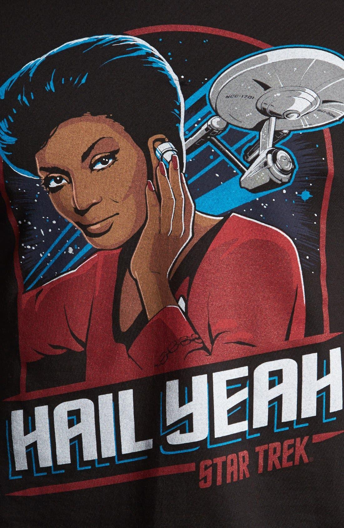 Alternate Image 3  - Topless 'Hail Yeah' T-Shirt