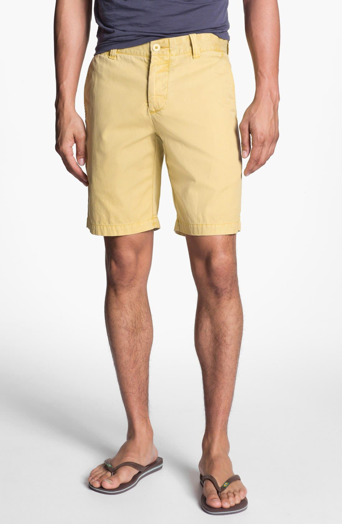 Alternate Image 1 Selected - Dockers® 'Ultimate' Cotton Twill Shorts