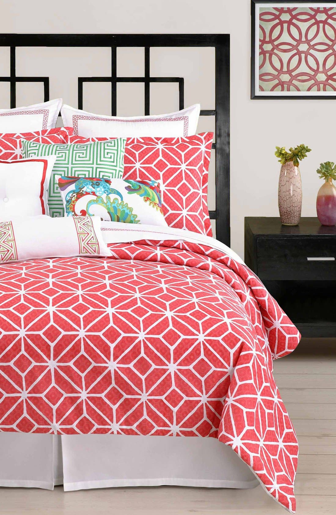 Main Image - Trina Turk 'Trellis' Comforter & Shams