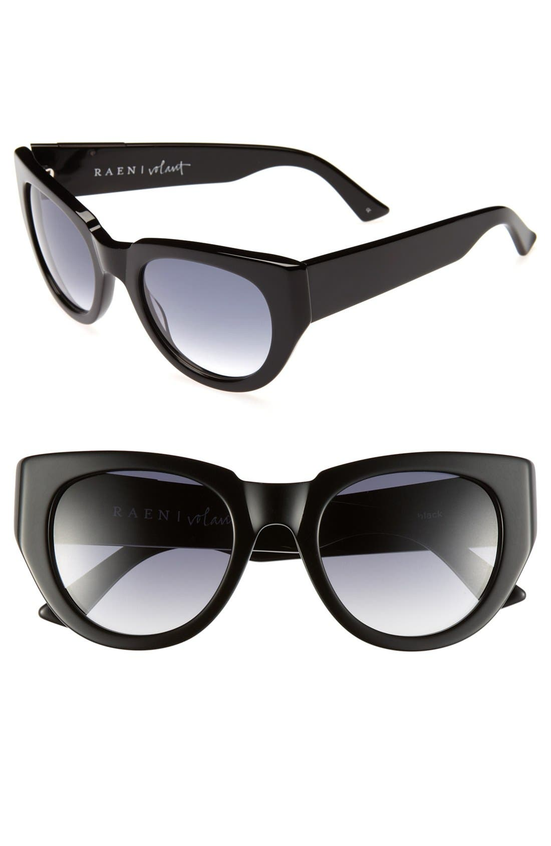 Alternate Image 1 Selected - RAEN 'Volant' 52mm Sunglasses
